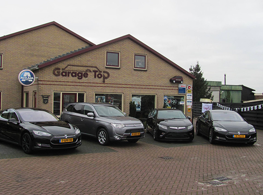 Garage top in kootwijkerbroek verkoop onderhoud en for Top garage vitrolles